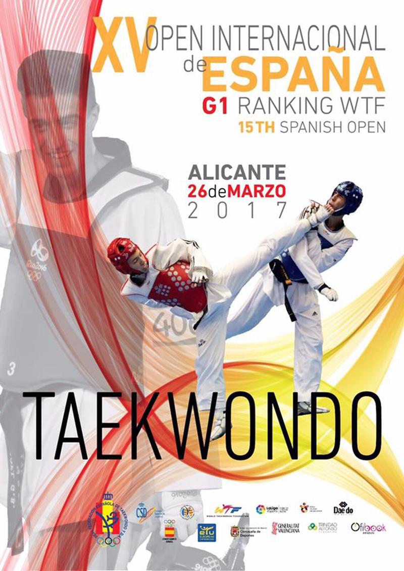 Más de veinte países estarán en el Open de España 2017