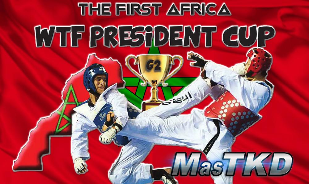 PRESIDENTSCUP-AFRICA-REGION-Taekwondo_Resultados