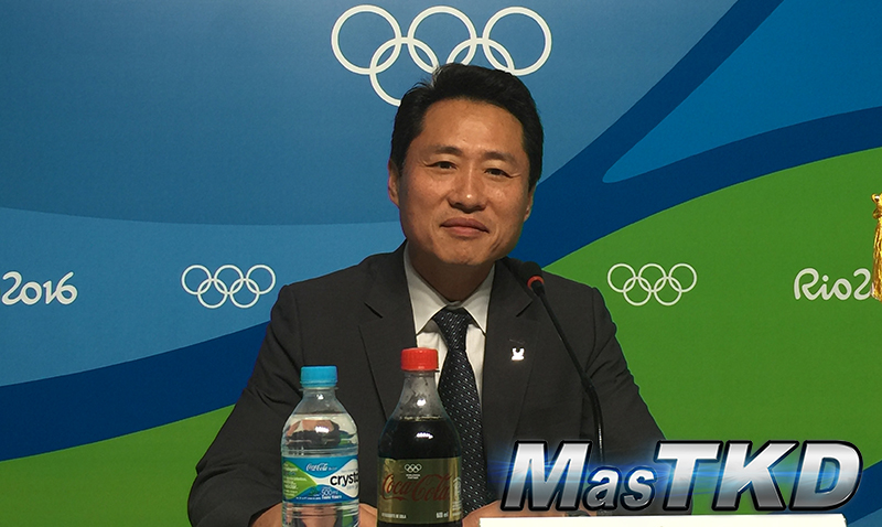 """Ji Ho Choi: """"unidos podremos obtener el éxito que deseamos"""""""