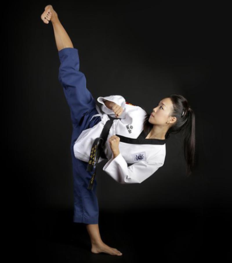 """Laura Kim: """"Las chicas también somos muy guerreras"""""""
