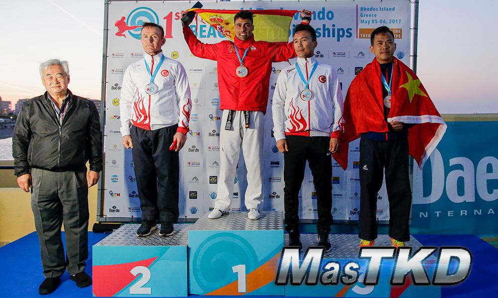 1st WTF World Taekwondo Beach Championships - Mundial de Taekwondo de Playa