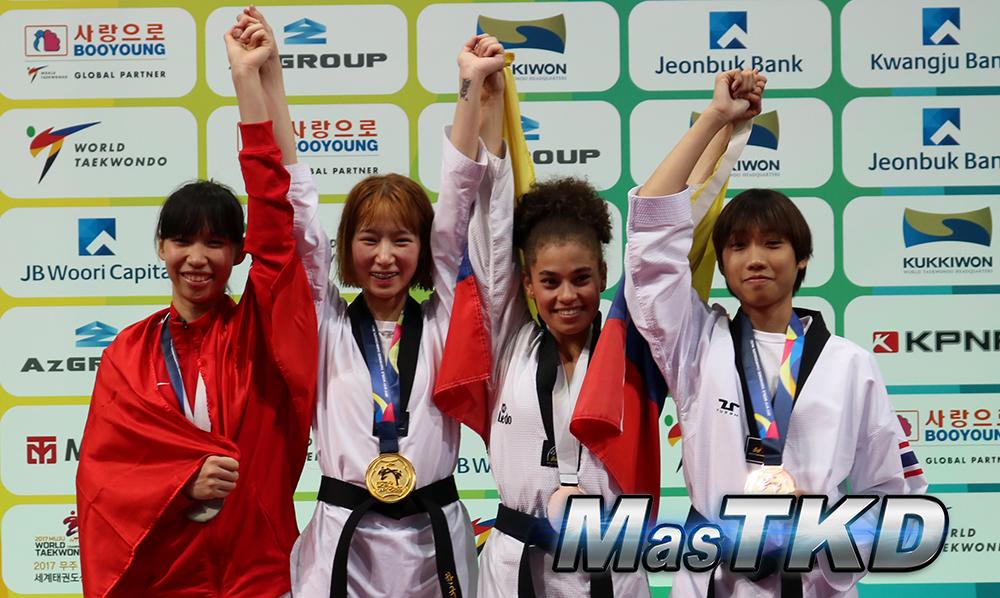 PODIO_Women-46kg_Muju2017