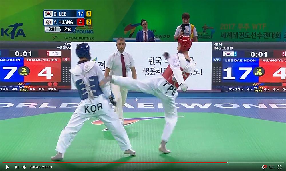 COMBATES_Mundial-Taekwondo-Muju-2017_dia4