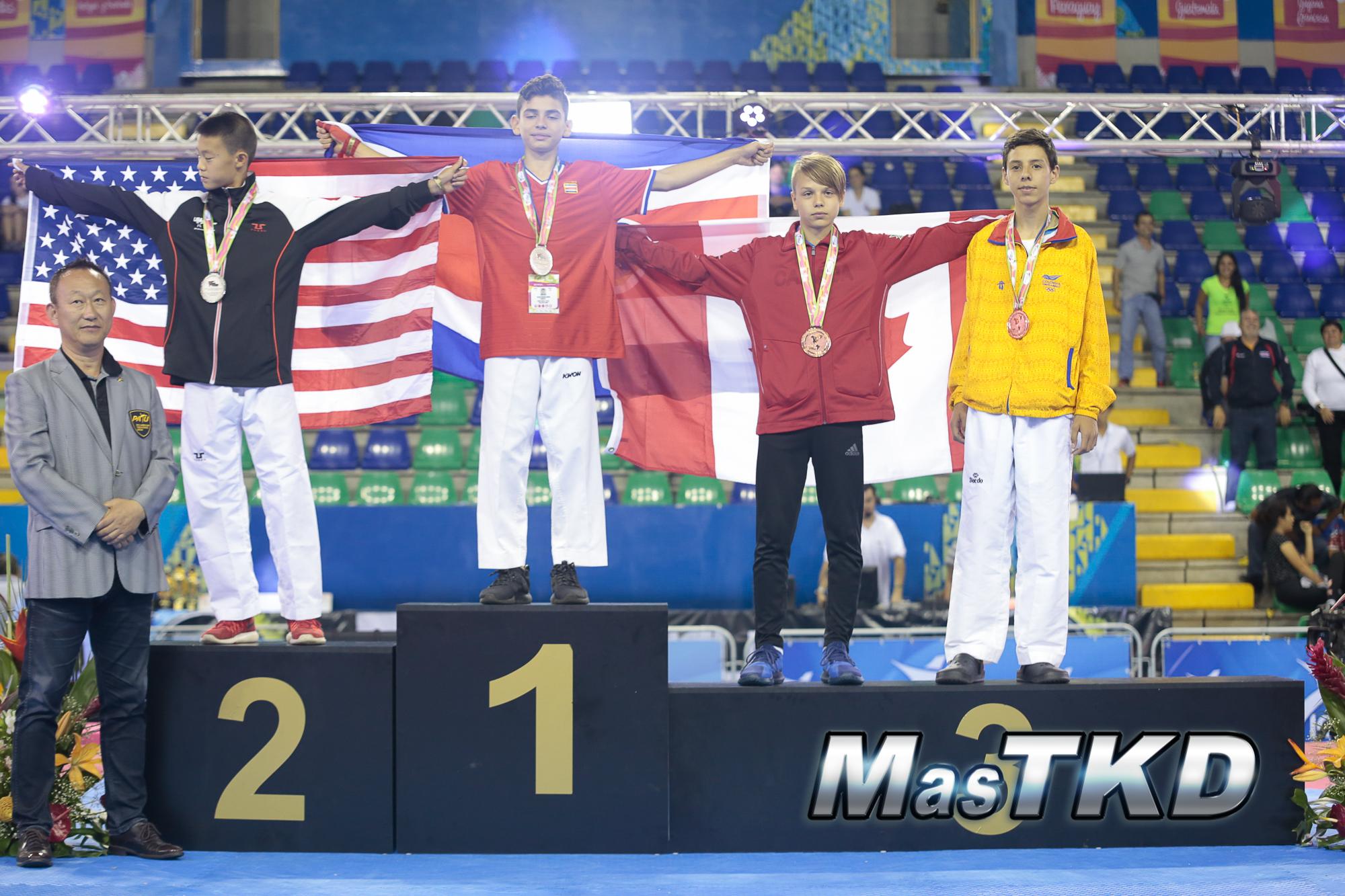 20170831_CostaRica_Panamericanos-Taekwondo_Panamericano_Cadete_M-45