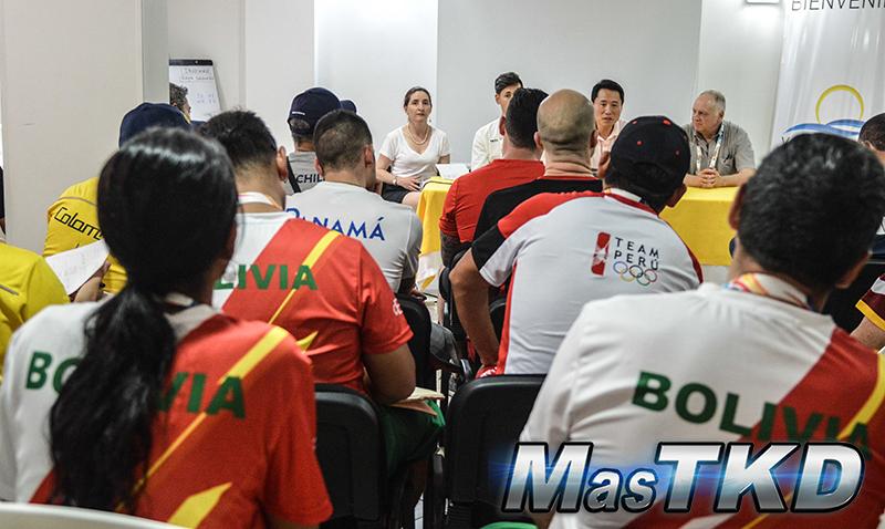 Bolivarianos de Taekwondo arrancarán en un