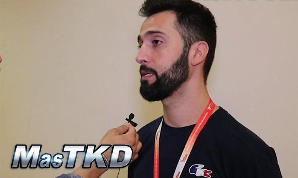 "Rosendo Alonso: ""El Taekwondo sigue siendo espectacular"""