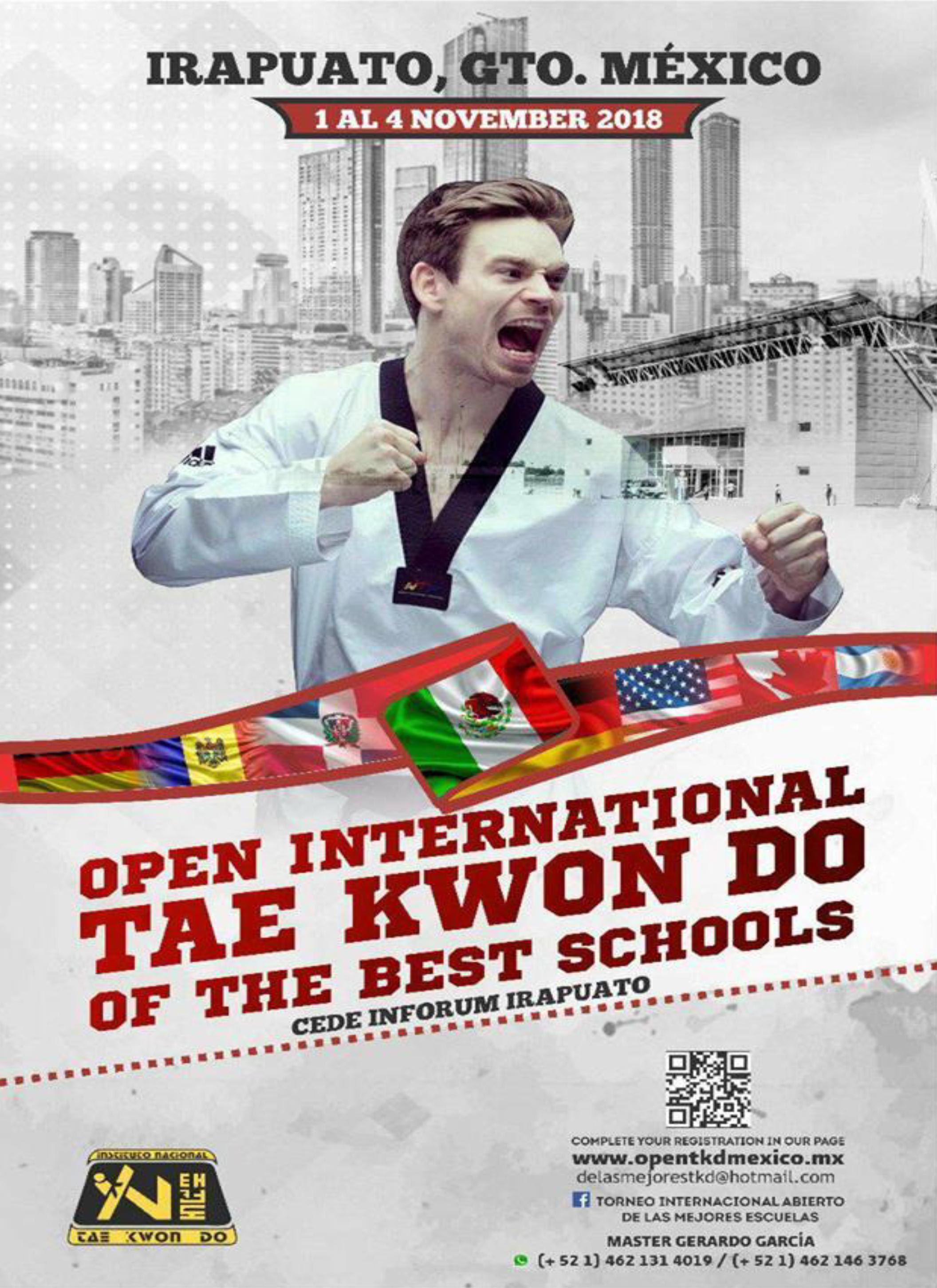 International-Open-Taekwondo-Of-The-Best-Schools_POSTER