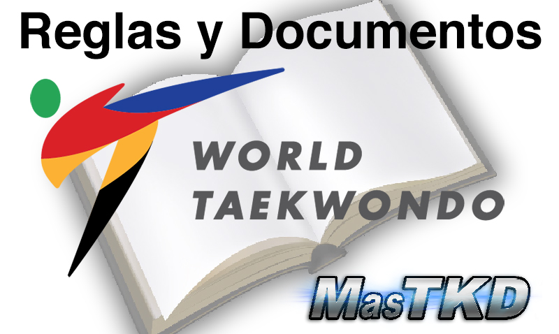 reglamentos Taekwondo WT