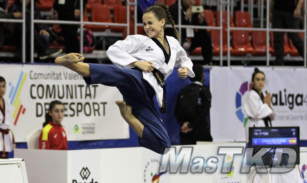 Marina d'Or 2018, European Poomsae & Freestyle Clubs Championships
