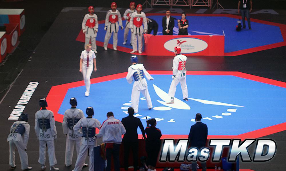 WT busca que Taekwondo en equipos mixtos sea olímpico en Paris 2024