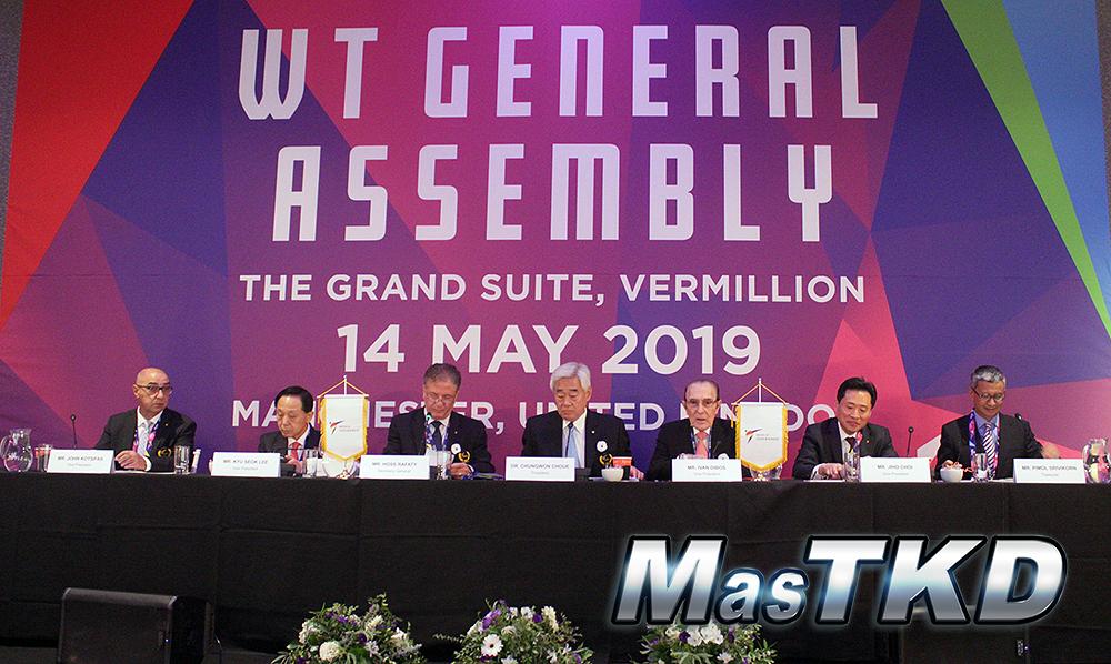 El Salón Oficial de la Fama del Taekwondo ya es una realidad