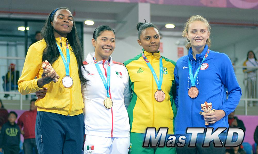 Podio-Kyorugi-HEAVY-FemeninoO67kg_Taekwondo-Juegos-Panamericanos-Lima-2019