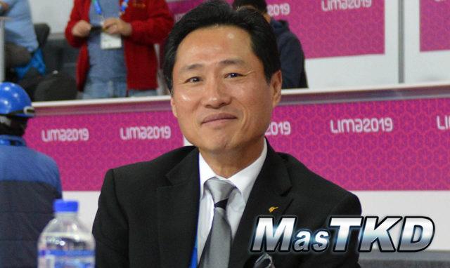 """Ji Ho Choi: """"haré todo lo que esté a mi alcance por beneficiar al Taekwondo de América"""""""
