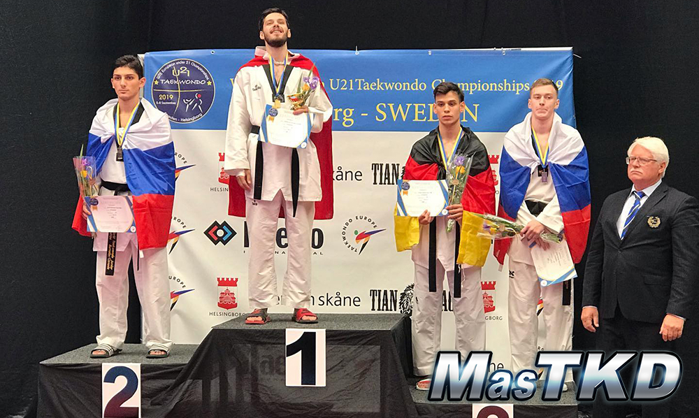 Podio_M-63_WTE-European-Under-21-Championships_mT