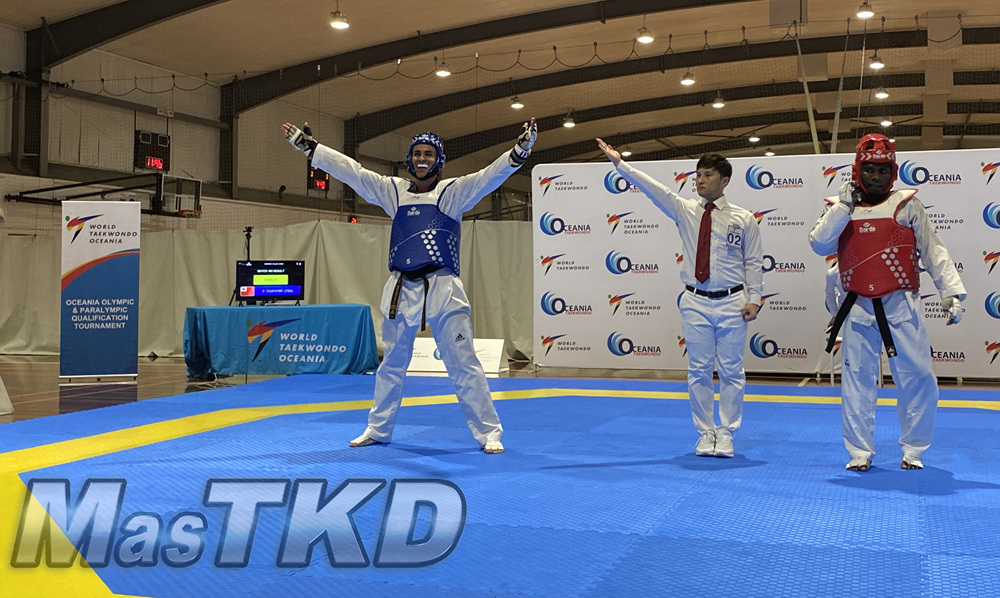Kyorugi_Oceania-Qualification-Tournament-for-Tokyo-2020-Olympic-Games