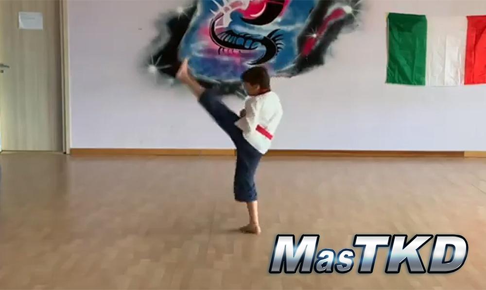 LIVE – Online Kwon Taekwondo Color Belt Tournament (Day 2)