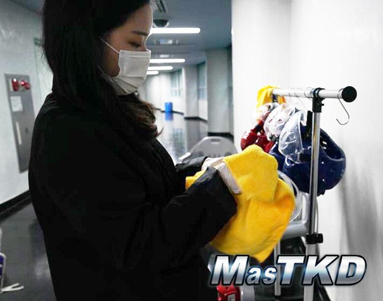 """Una vez más el Taekwondo coreano en """"pole position"""""""