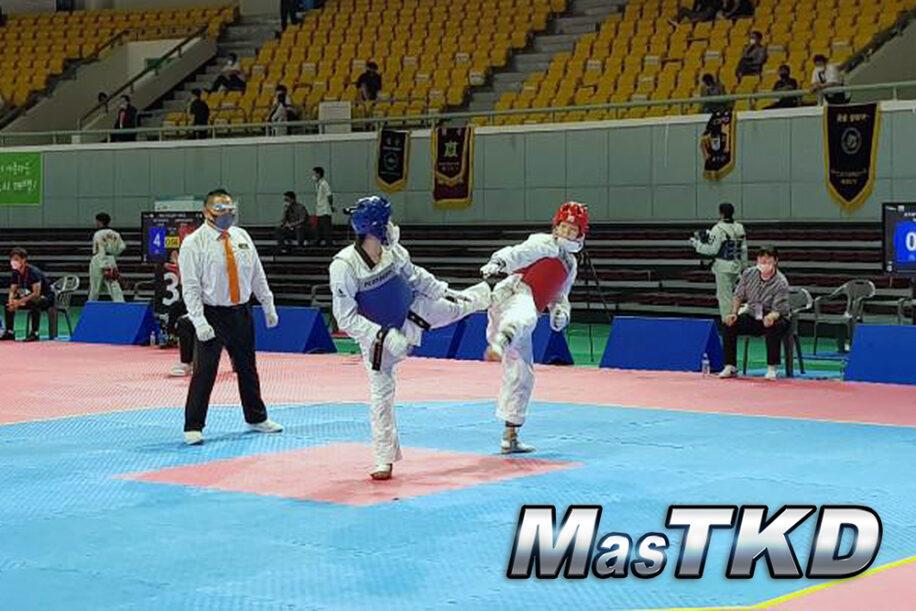 "Once again Korean Taekwondo in ""pole position"""