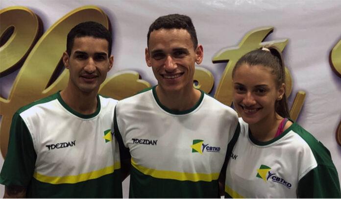 Atletas Brasileiros Classificados para Jogos Olímpicos seguem firme com preparação rumo a Tóquio