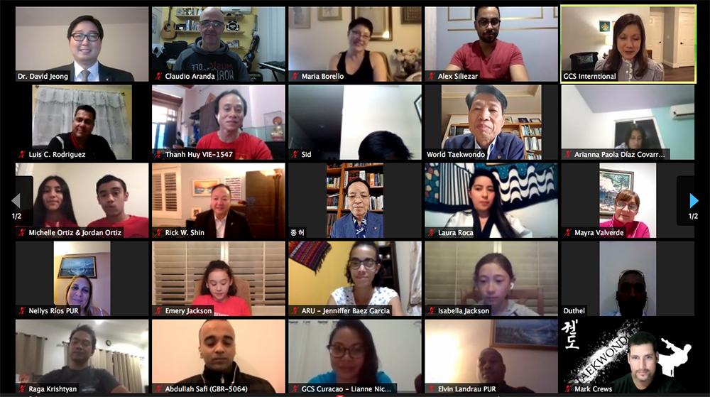 First GCS International Virtual Seminar a total success