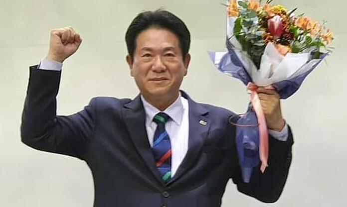 Kukkiwon has new president
