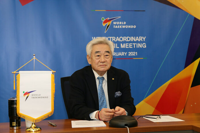 World Taekwondo Extraordinary Council looks ahead to return of taekwondo events in 2021