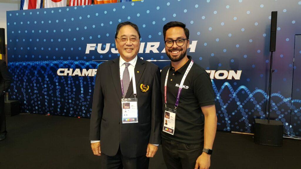 Alrededor de la medianoche de este miércoles, murió en Singapur uno de los líderes más sobresalientes del Taekwondo global: Milan Kwee.