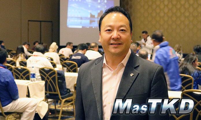 """Rick Shin: """"Pan América necesita desarrollar sus propios circuitos de competencias"""""""