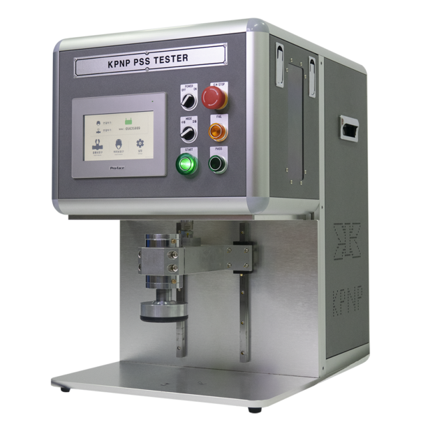 KPNP released a tester for PSS on-site verification
