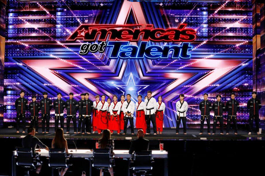 World Taekwondo Demonstration Team strike gold on America's Got Talent
