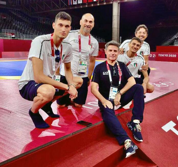 Vito Dell'Aquila e Simone Alessio, il sogno Olimpico ha inizio