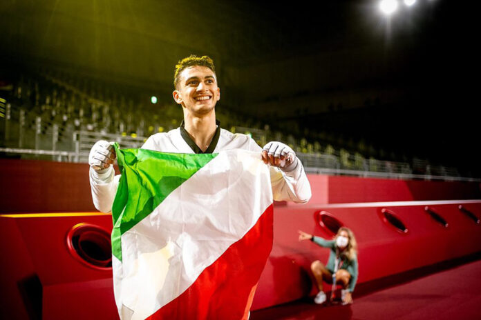 Italy and Thailand Strike Gold on Day 1 of Taekwondo at Tokyo 2020