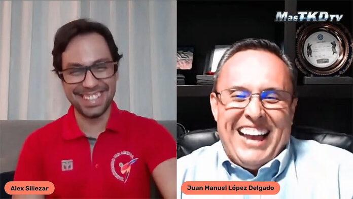 """Juan Manuel López: """"llevo treinta años trabajando en la Unión Panamericana"""""""