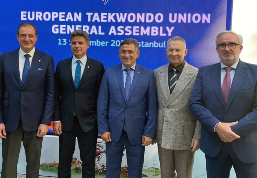Sakis Pragalos re-elected as ETU President