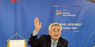 Chungwon Choue reelegido presidente de la WT
